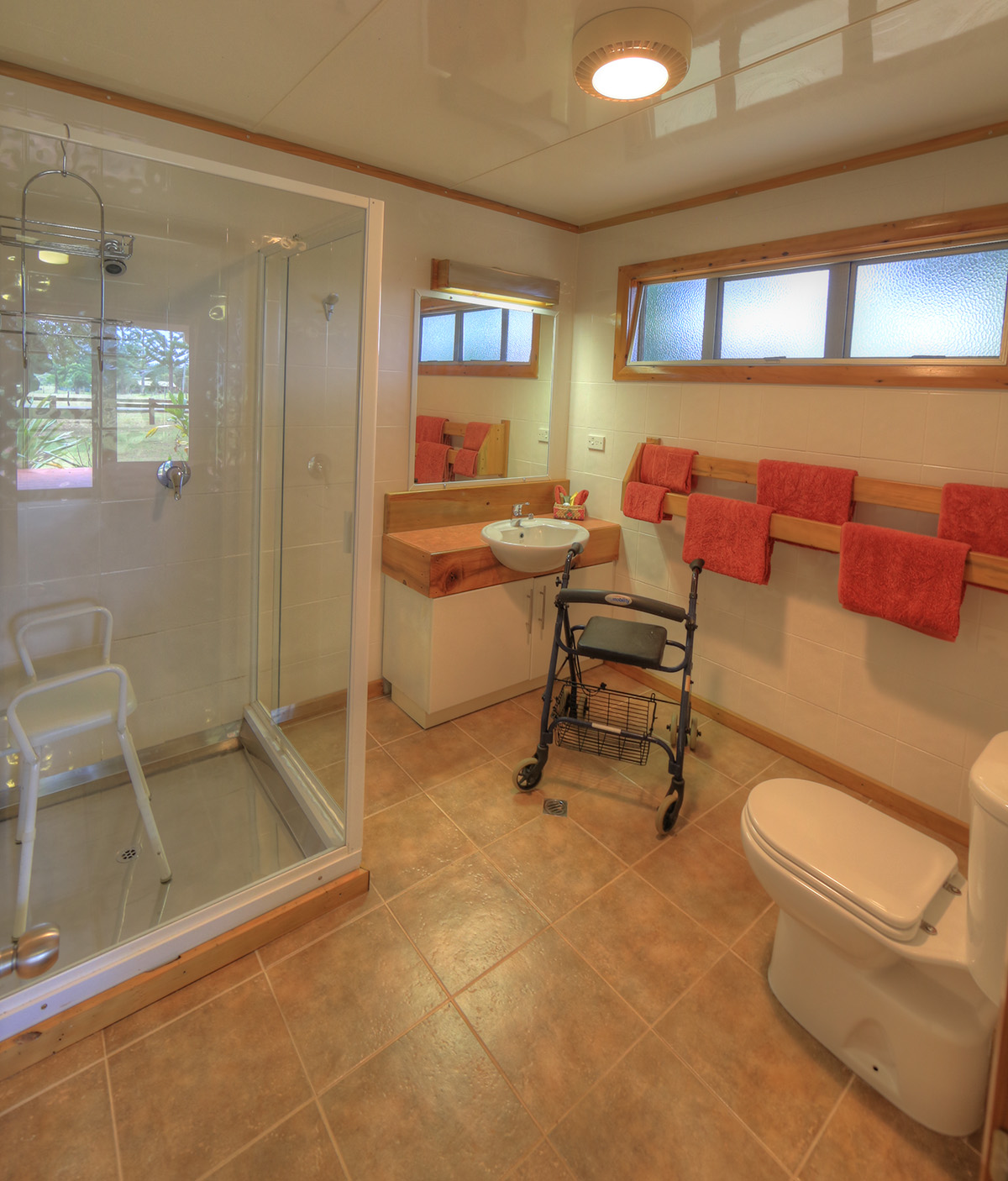 3 Bedroom house bathroom
