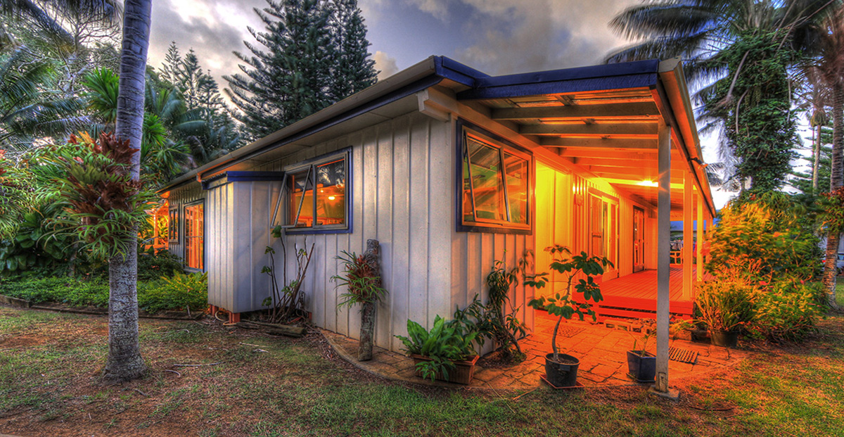 Holiday house on Norfolk Island