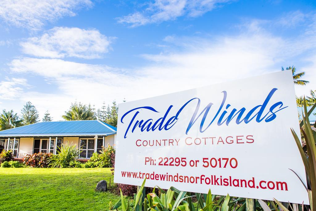TradeWinds country cottage